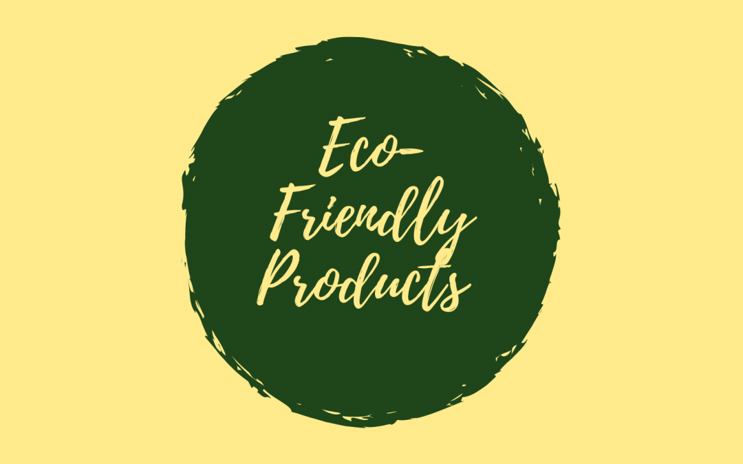 Buying Eco-Friendly Swag is Easier Than You Think