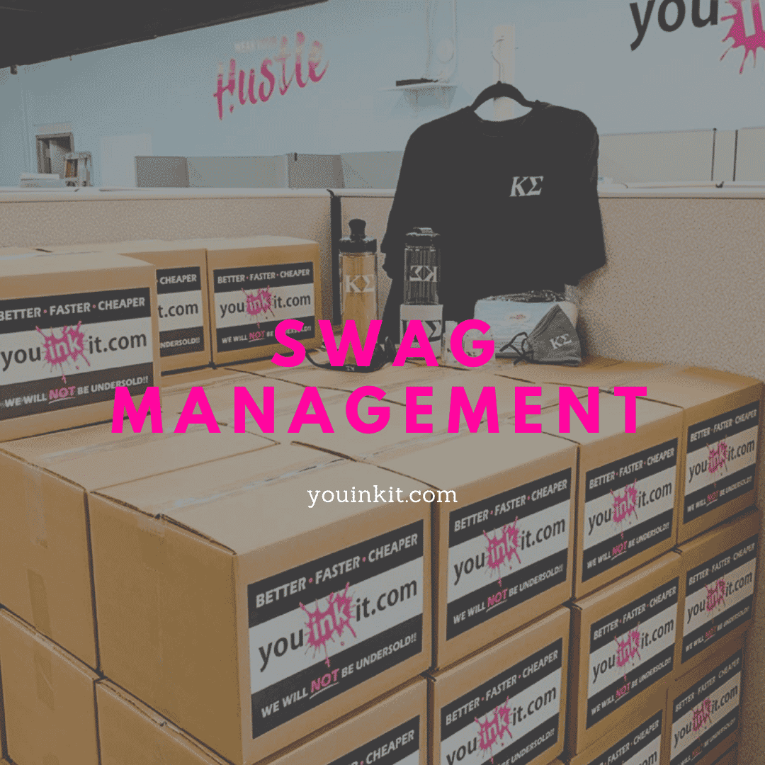 Swag Management: The Stress Free Purchasing Process