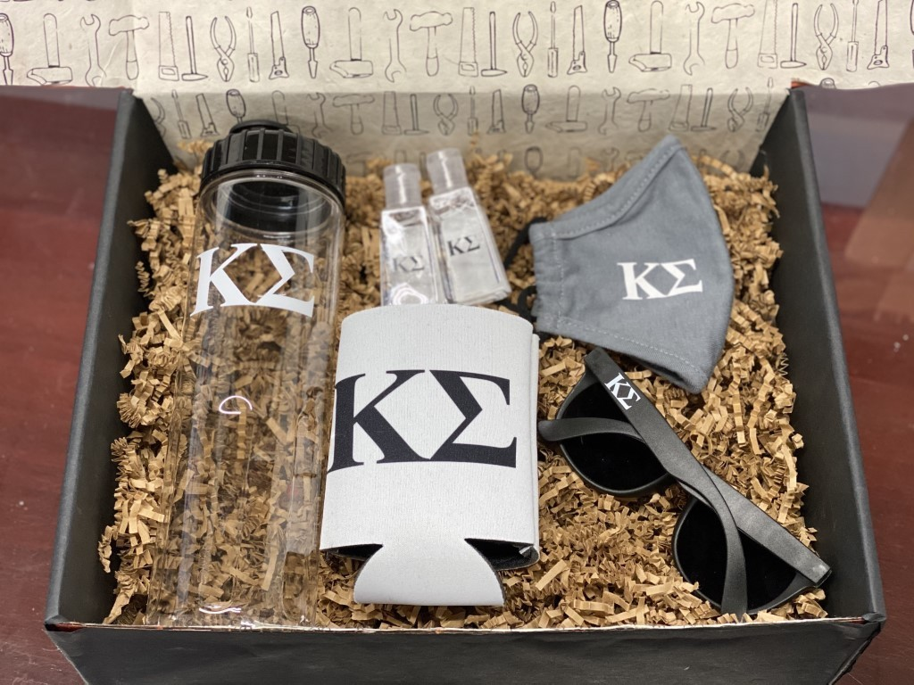 College Swag - Fraternity corporate holiday gifts